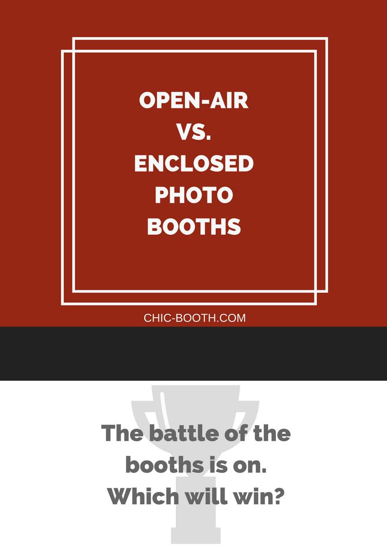 Open-air vs. Enclosed