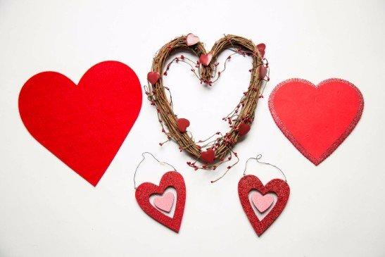 St Valentine's Prop