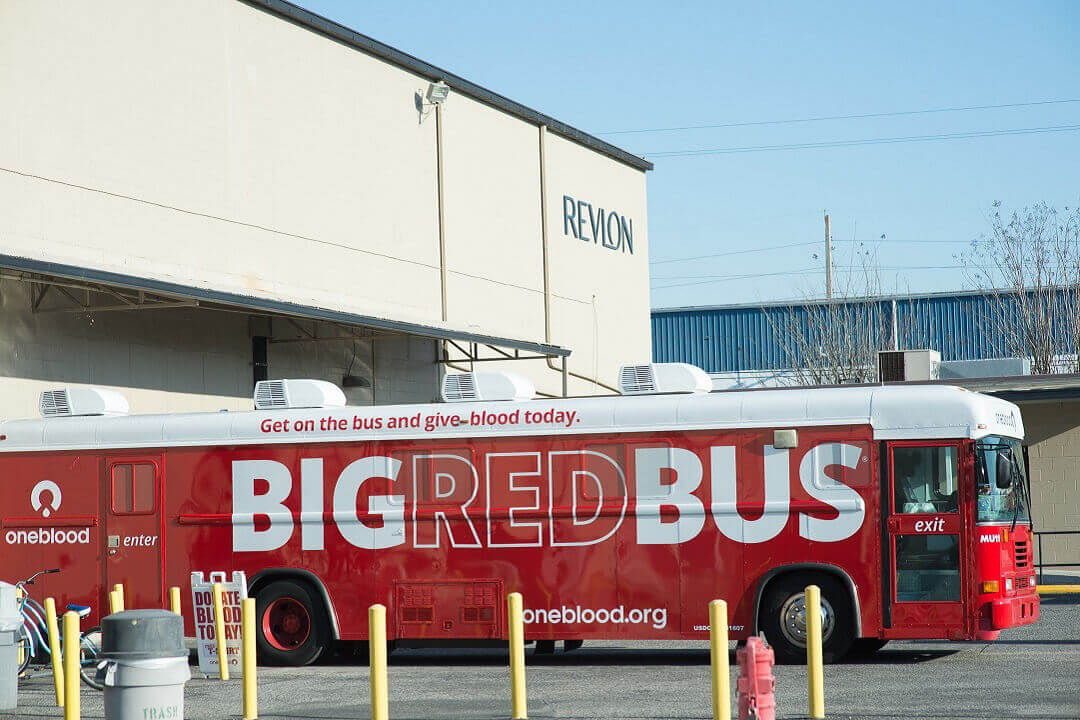 Big Red Bus Picture