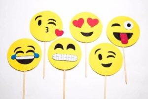 Emoji Sticks