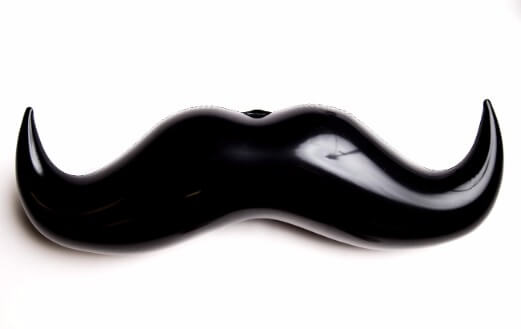 Giant Mustache