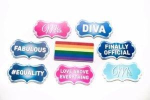 LGBTQ Signs B