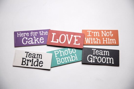 Wedding Signs B