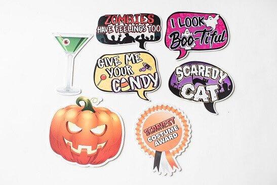 Halloween Props A