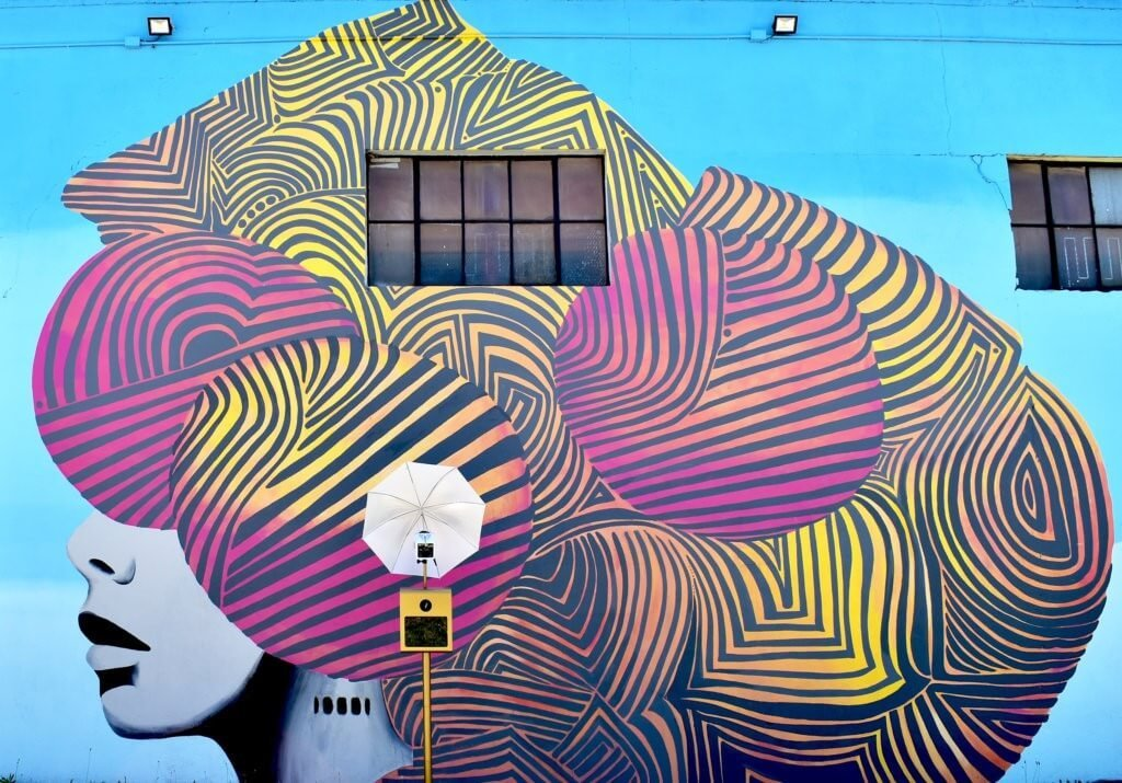 Discover some of the coolest murals in Jacksonville, FL - Chic Booth